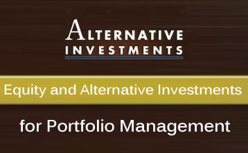 周教授CFA金融课程:Equity and Alternative Investments for Portfolio Management(2020 CFA三级)