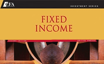 周教授CFA金融课程:Fixed Income(2019 CFA一级)